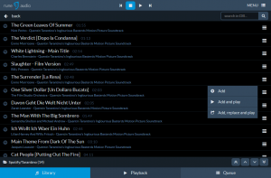 RuneAudio_0.3-beta_Spotify_integration_tracks
